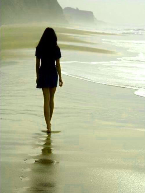 Alone Girl Dp For Whatsapp Profile Photo