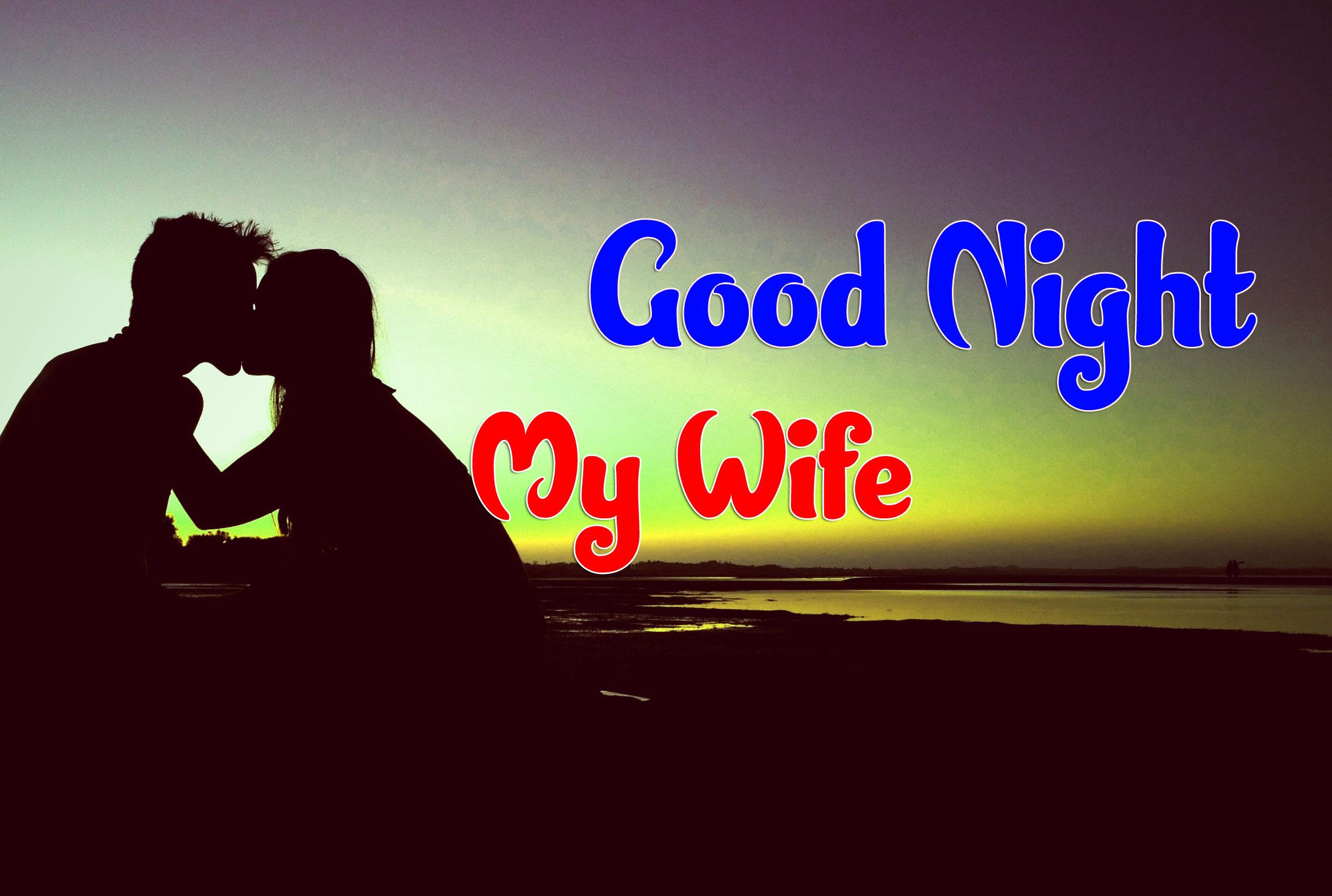 Best Kiss k Romantic Good Night Images Wallpaper