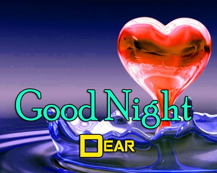Best Quality Girlfriend Good Night Wishes Wallpaper Download