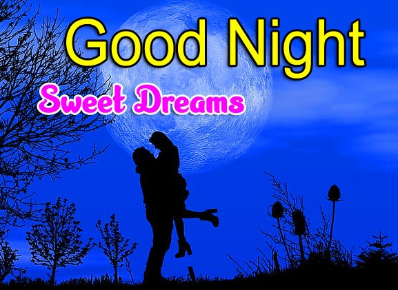 Free k Romantic Good Night Images Pics Photo for Facebook