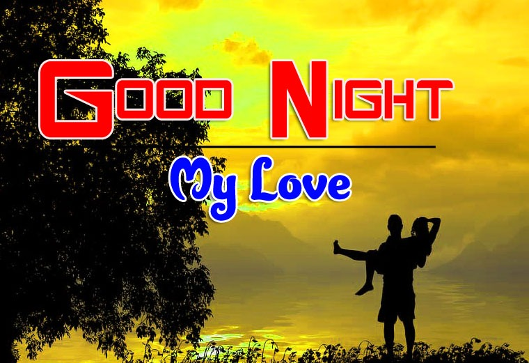 Free k Romantic Good Night Images Wallpaper