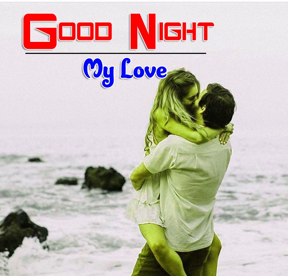 Free Girlfriend Good Night Wishes Wallpaper Download