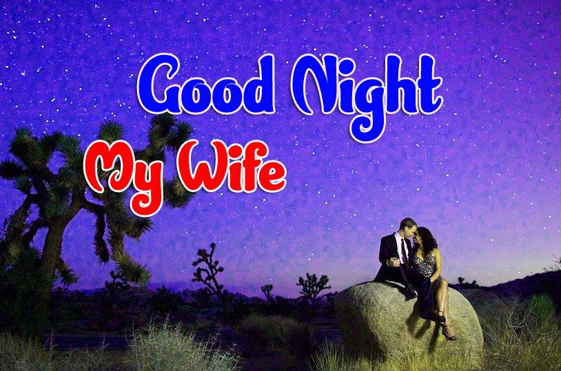 Free Girlfriend Good Night Wishes Wallpaper Free