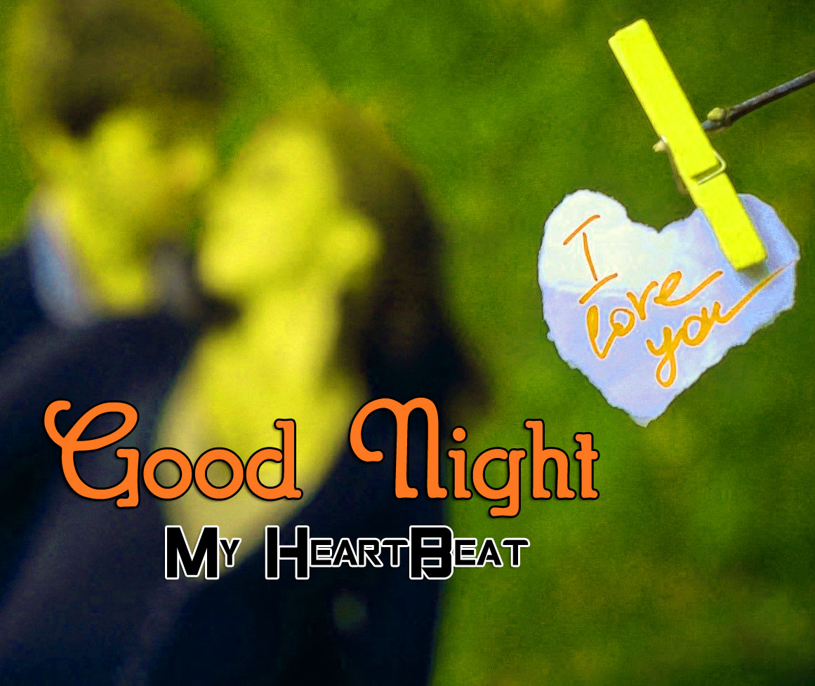 Free Girlfriend Good Night Wishes Wallpaper for Facebook