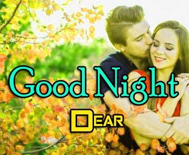 Free Girlfriend Good Night Wishes Wallpaper