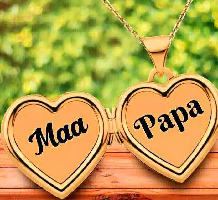 Free Mom Dad Whatsapp DP Wallpaper Download