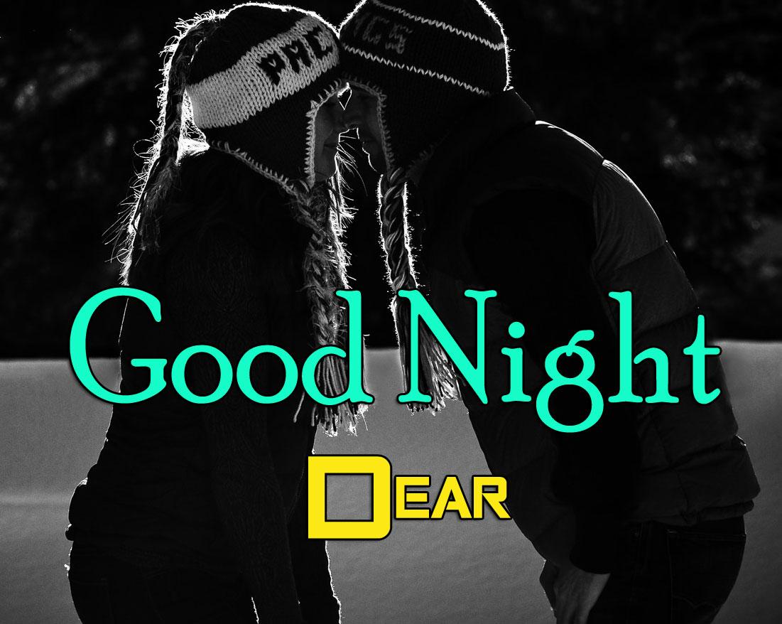 Free New Best Girlfriend Good Night Wishes Wallpaper Download