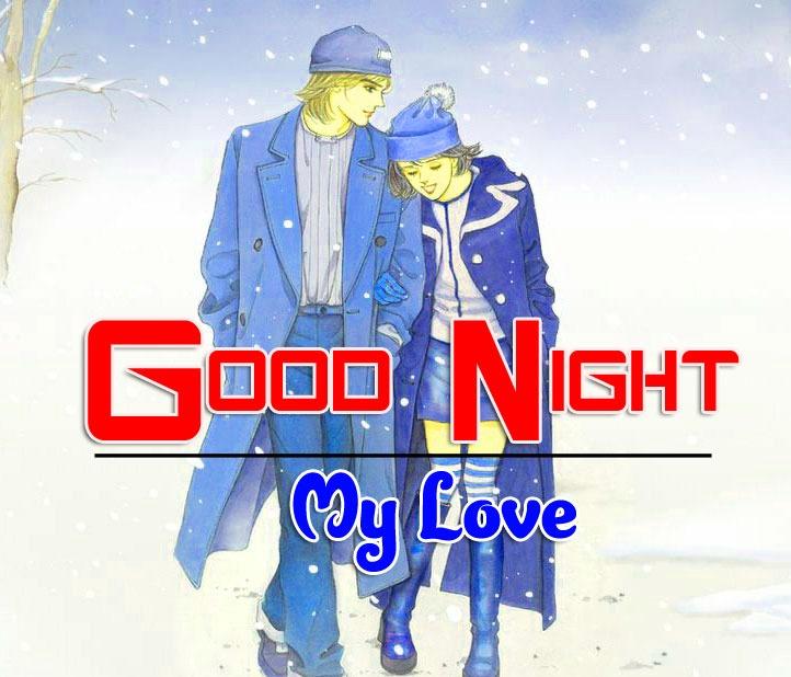 Girlfriend Good Night Wishes Photo Download