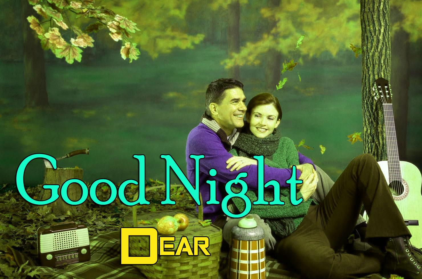 Girlfriend Good Night Wishes Photo for Whatsapp