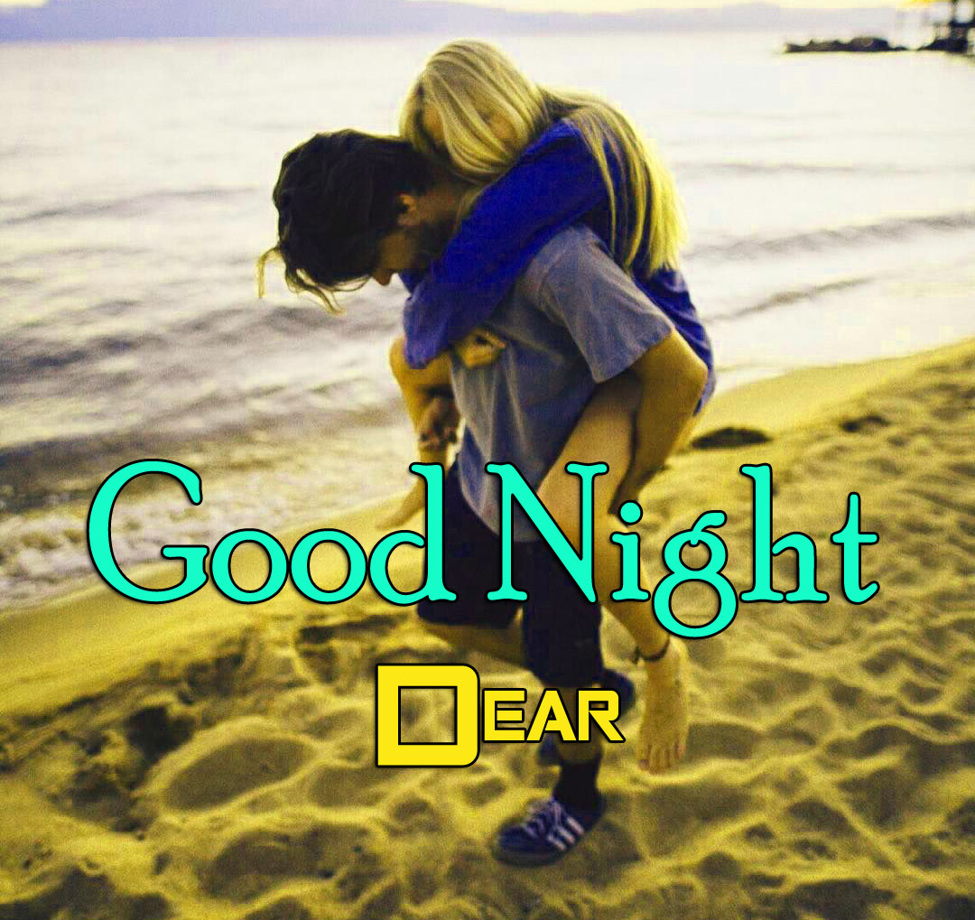 Girlfriend Good Night Wishes Wallpaper Free