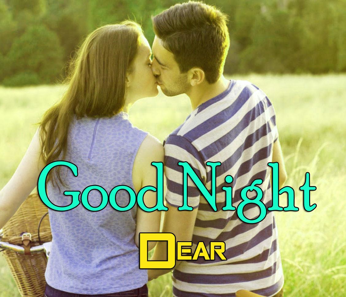 Girlfriend Good Night Wishes Wallpaper New Download