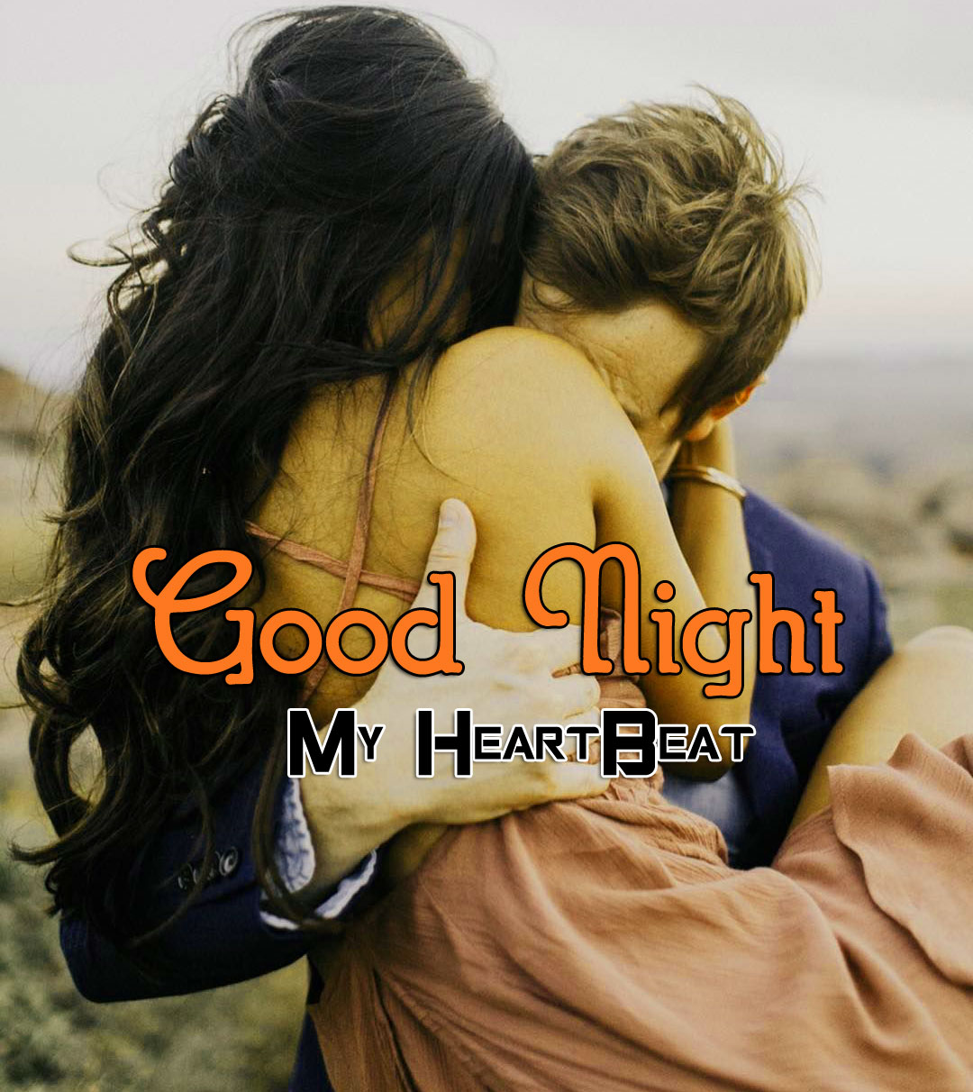 Love Couple Free Girlfriend Good Night Wishes Images Pics Download