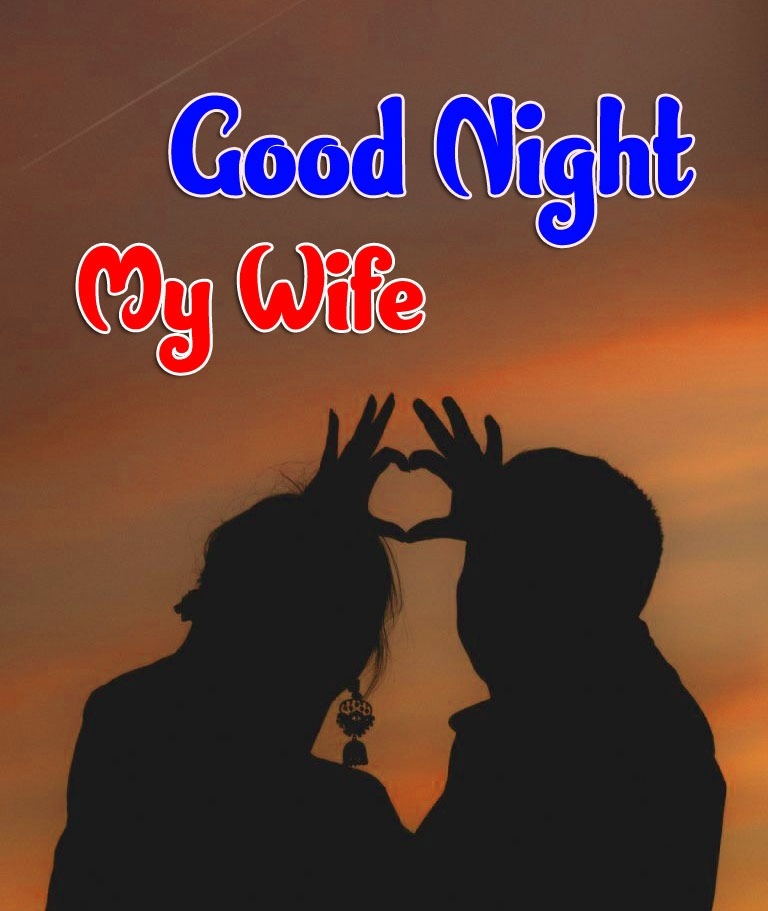 Lover Girlfriend Good Night Wishes Images