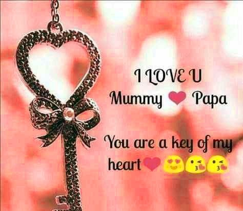 Mom Dad Whatsapp DP Wallpaper Free