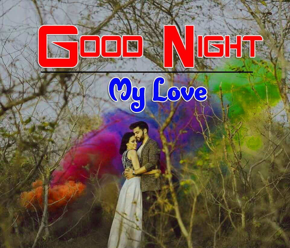 Nature Free Girlfriend Good Night Wishes Wallpaper Download