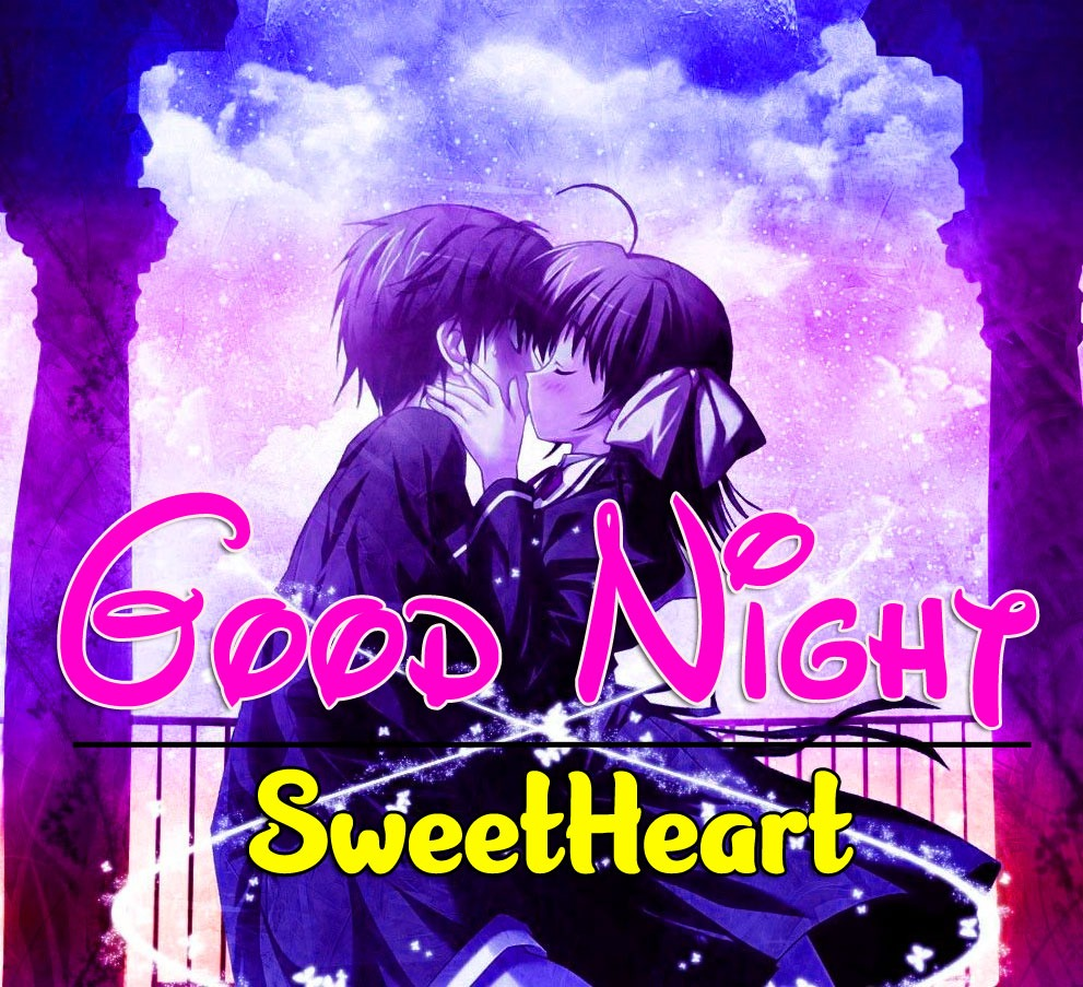 New Quality Girlfriend Good Night Wishes Images Download