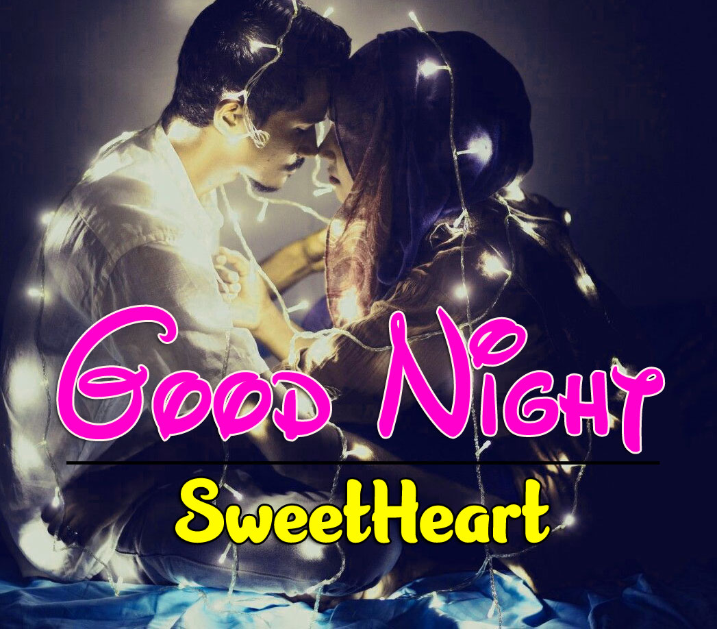 New Top Girlfriend Good Night Wishes Wallpaper Download