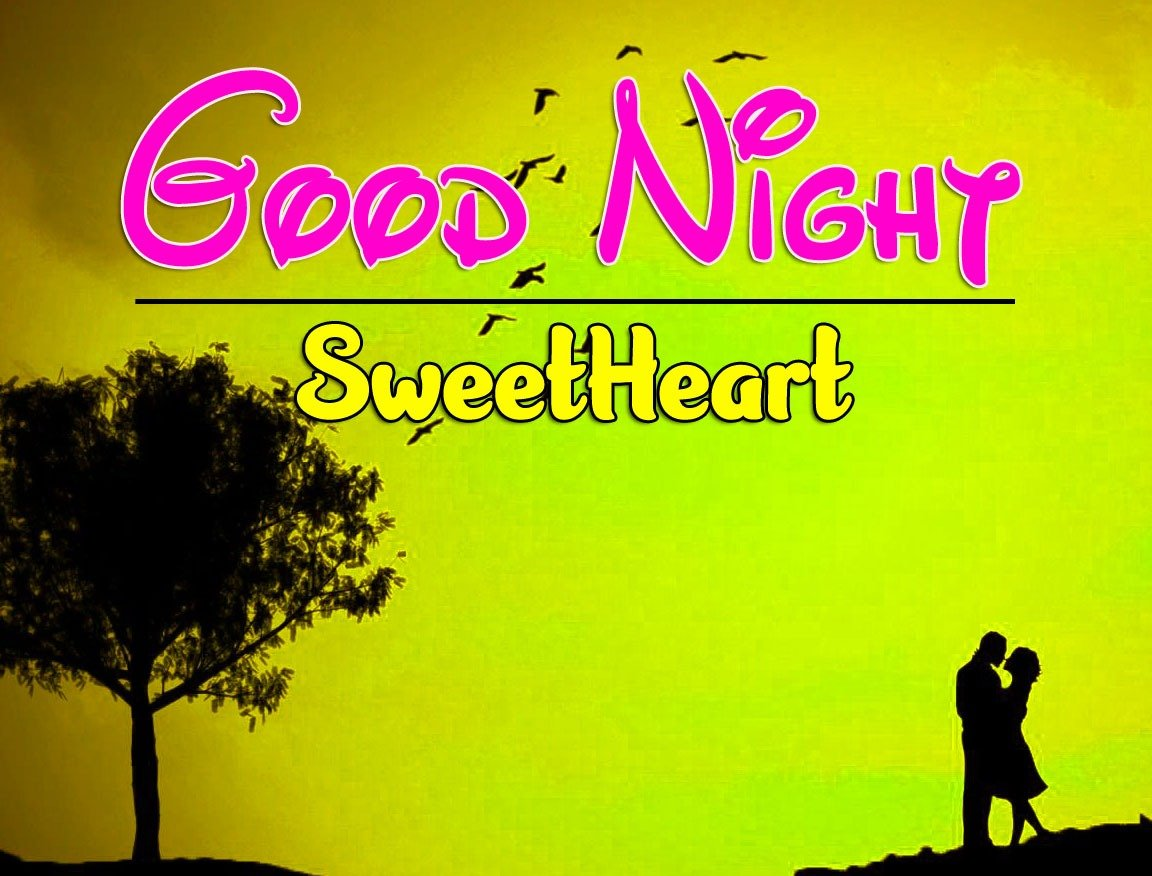 Sunrise Lover Girlfriend Good Night Wishes Images
