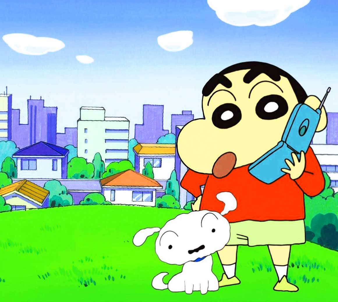 latest nice shinchan whatsapp dp Images pictures free hd