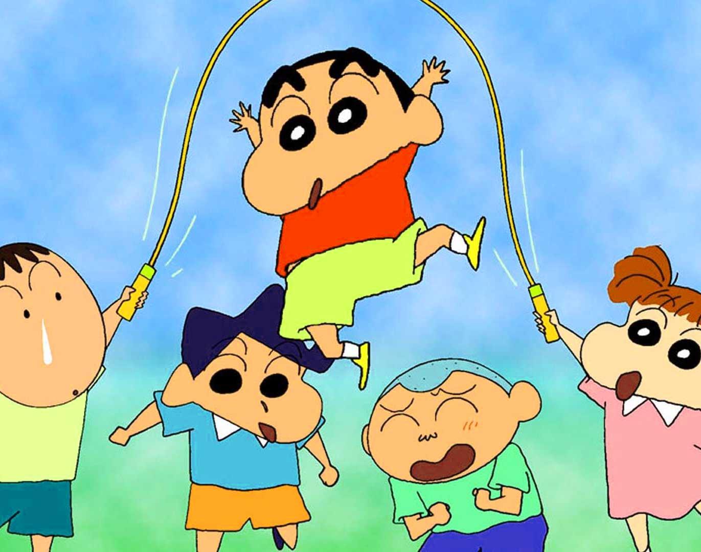 latest shinchan whatsapp dp Images pics photo download
