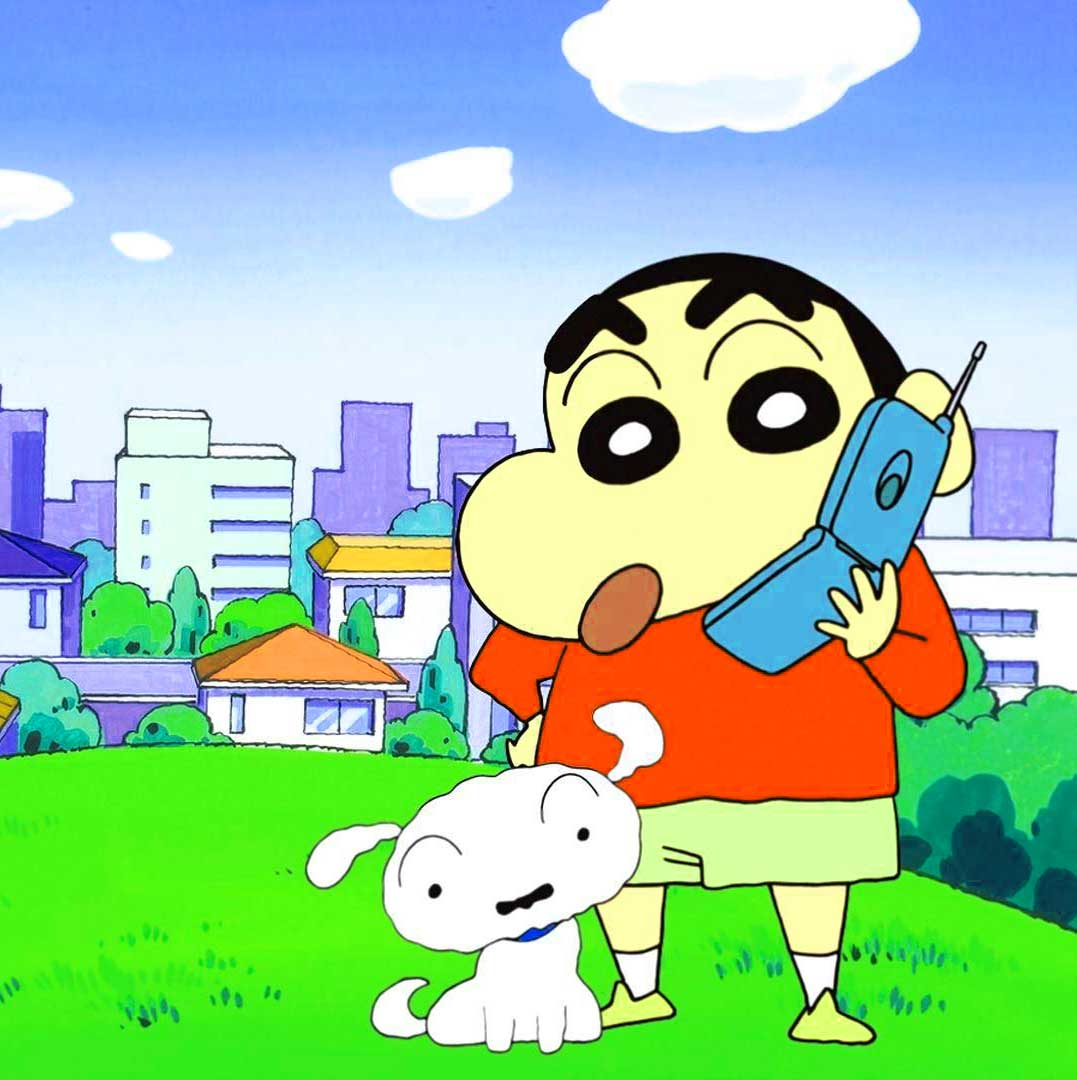 nice shinchan whatsapp dp Images pictures for download