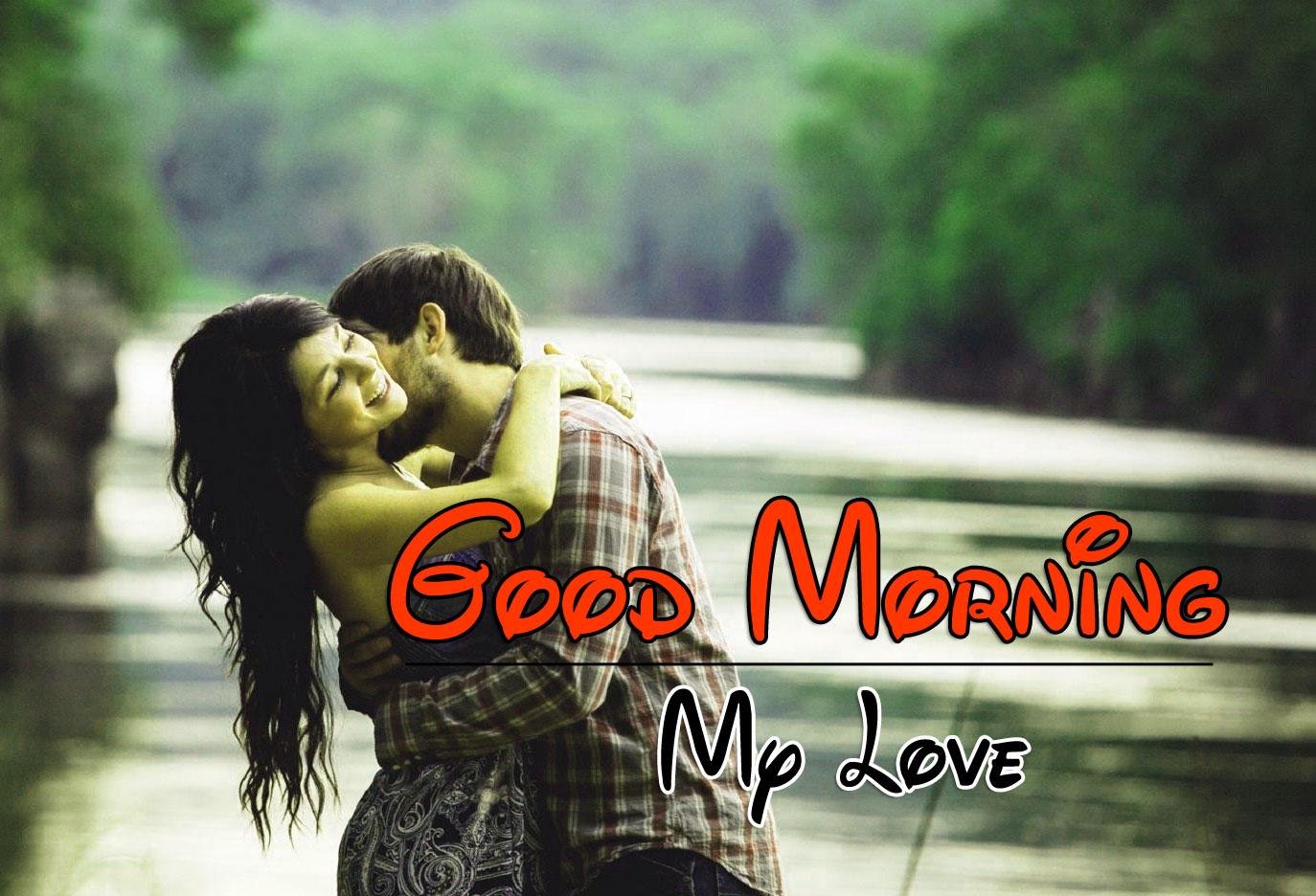 Beautiful Romantic Good Morning Photo Images