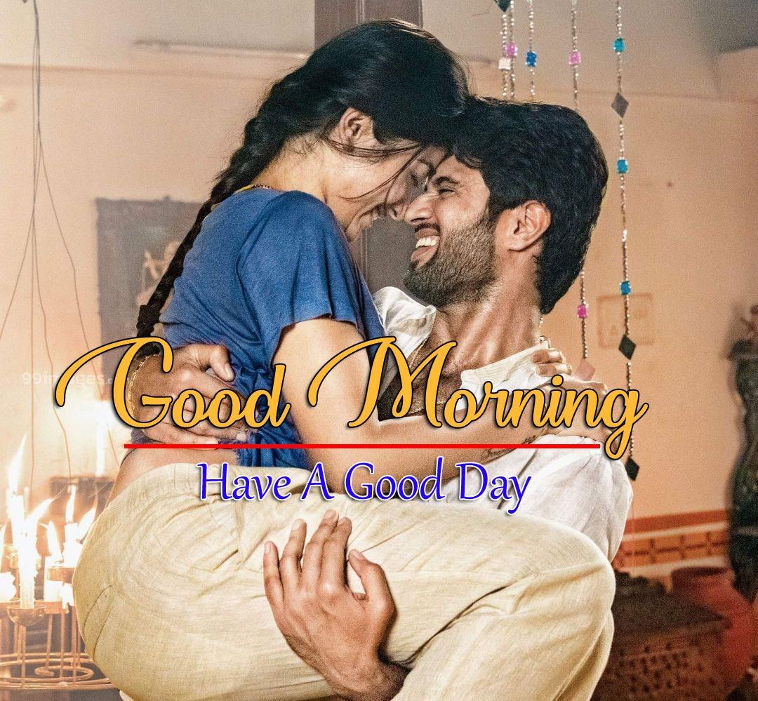 Beautiful Romantic Good Morning Pics Wallpaper
