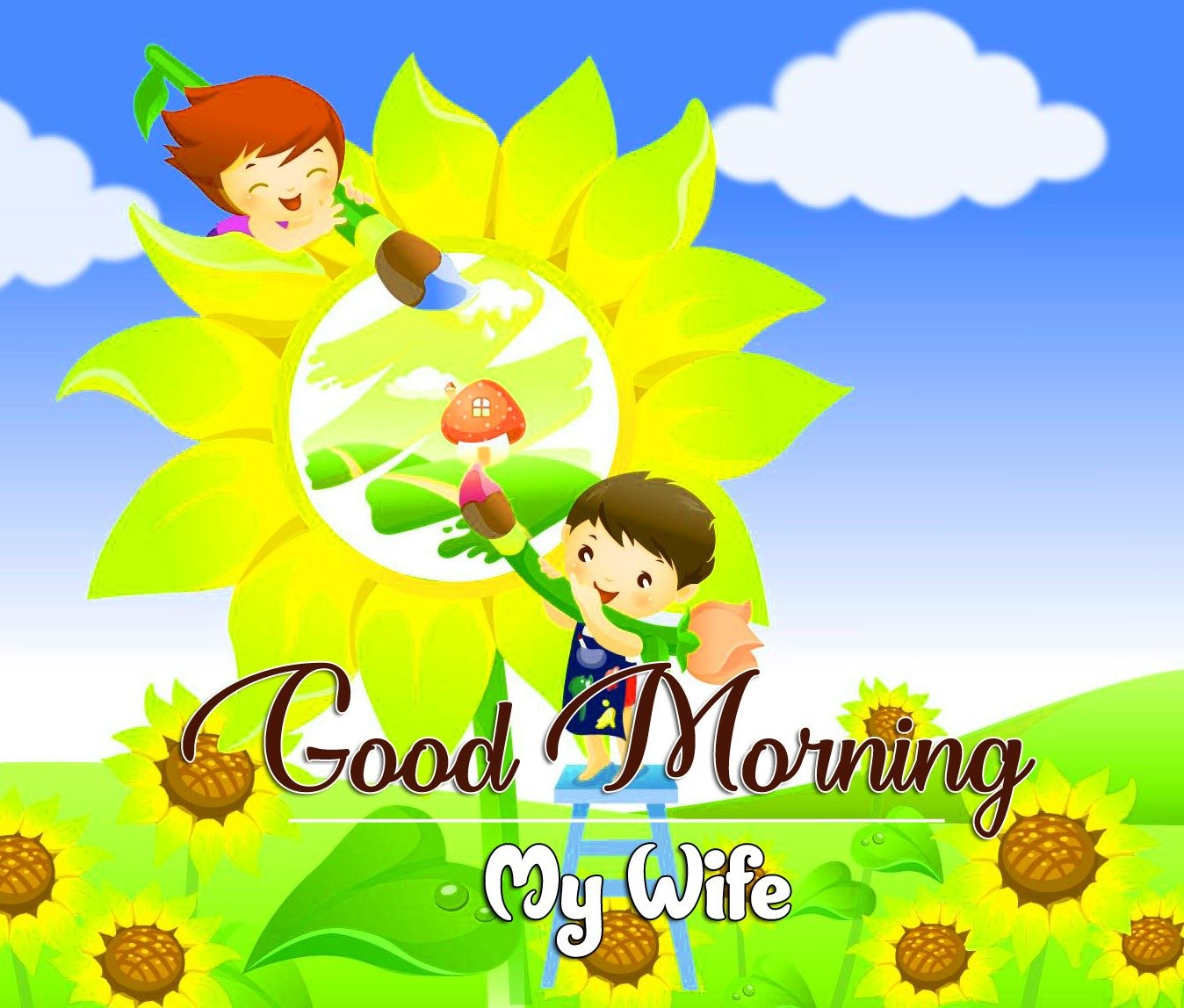 Beautiful Romantic Good Morning Pictures Images