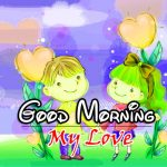 Best Romantic Good Morning PIcs For Couple