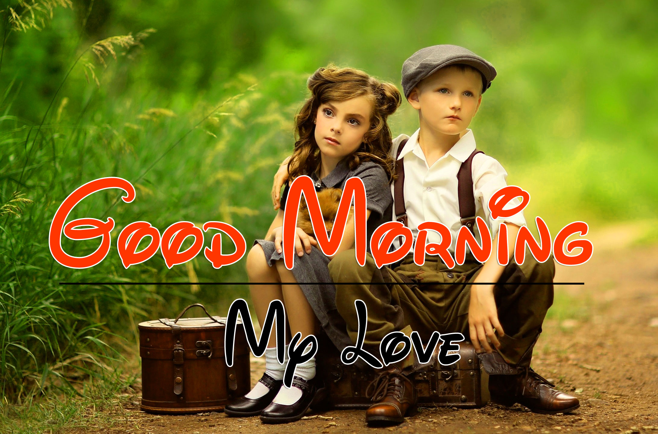 Best Romantic Good Morning Photo Images