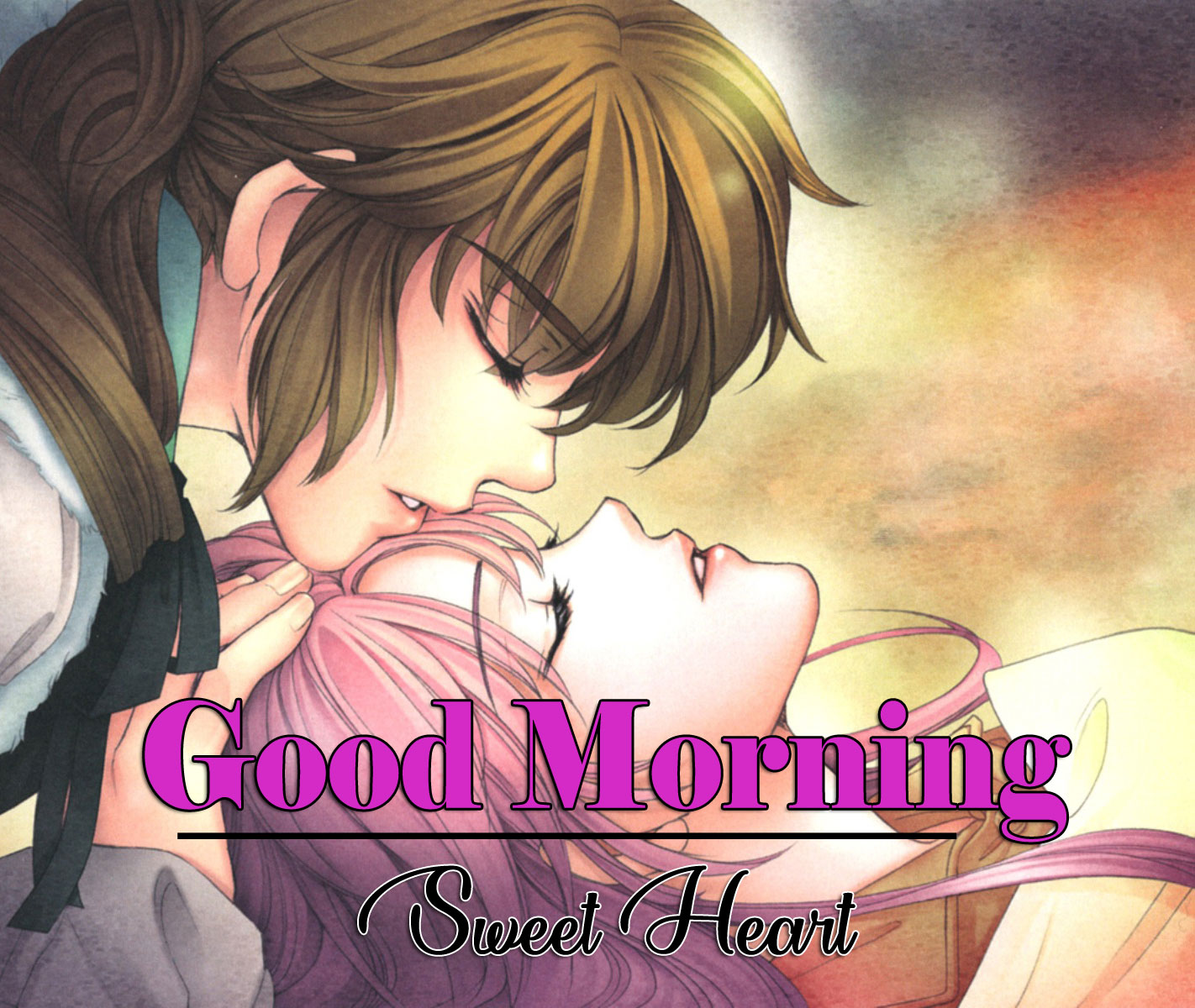 Couple Romantic Good Morning Images Free