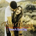 Couple Romantic Good Morning Images Photo