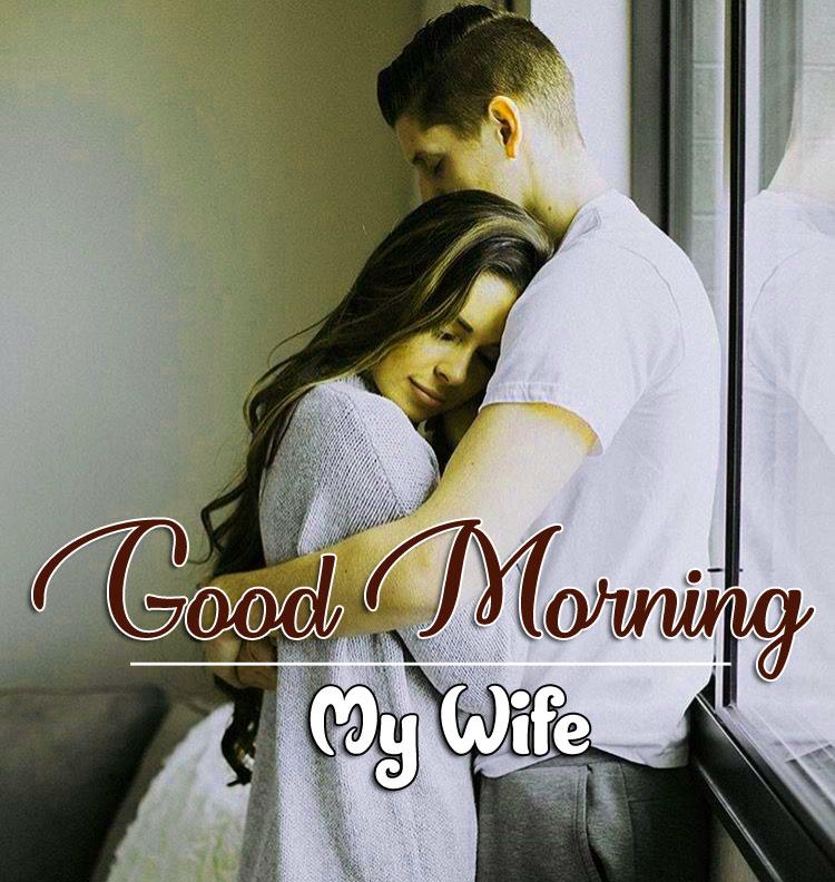 Couple Romantic Good Morning Images Pics