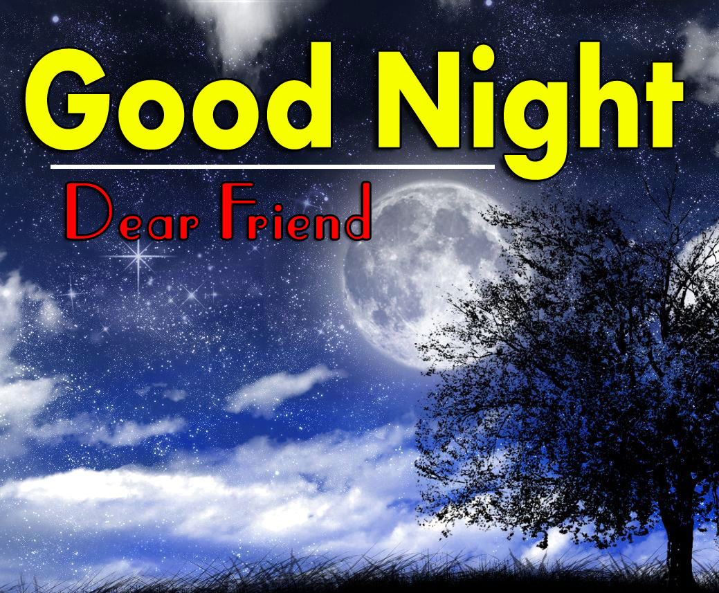 Good Night Images For My Friend