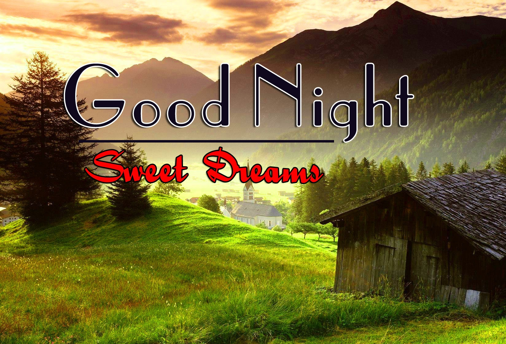 Good Night Pictures For Whatsapp