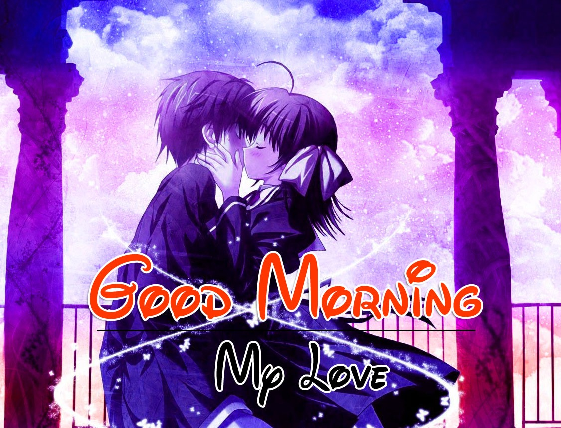 HD Romantic Good Morning Photo Free