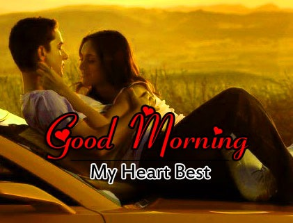 HD Romantic Good Morning Photo Images