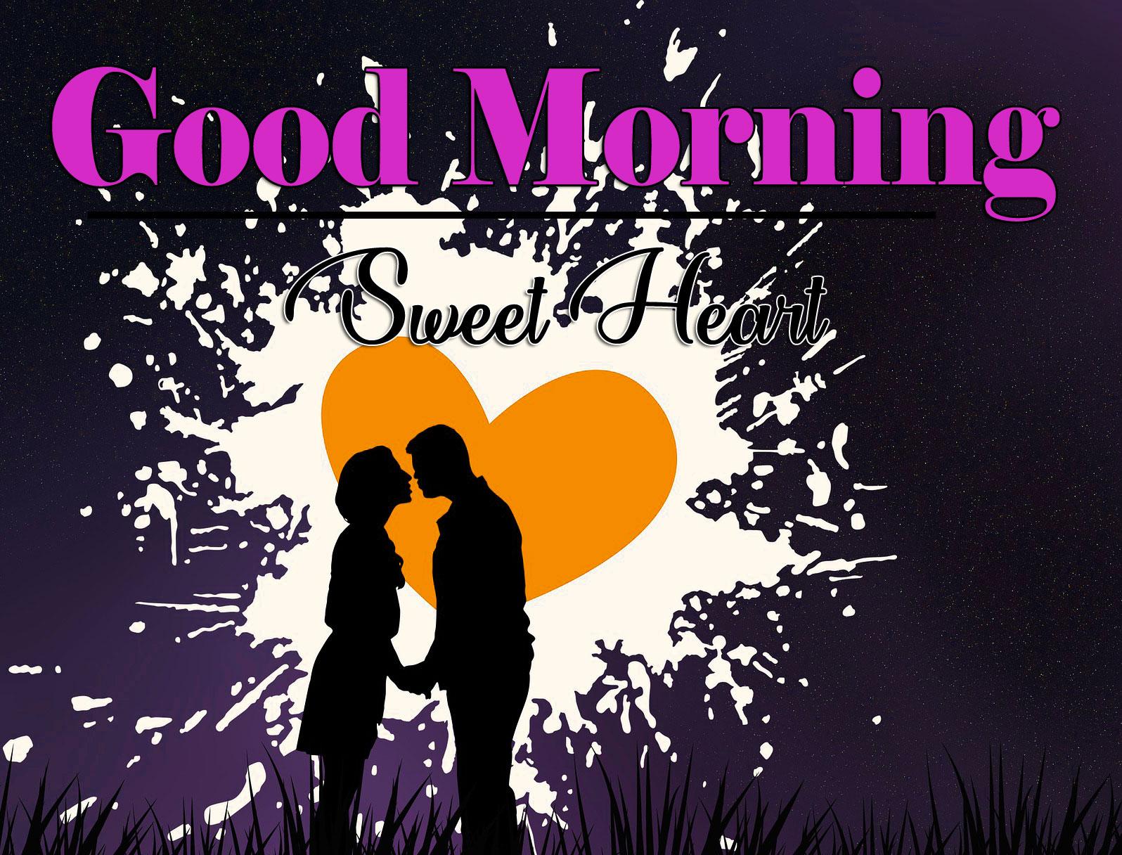 HD Romantic Good Morning Wallapper Images