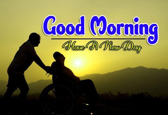Latest Romantic Good Morning Photo Hd