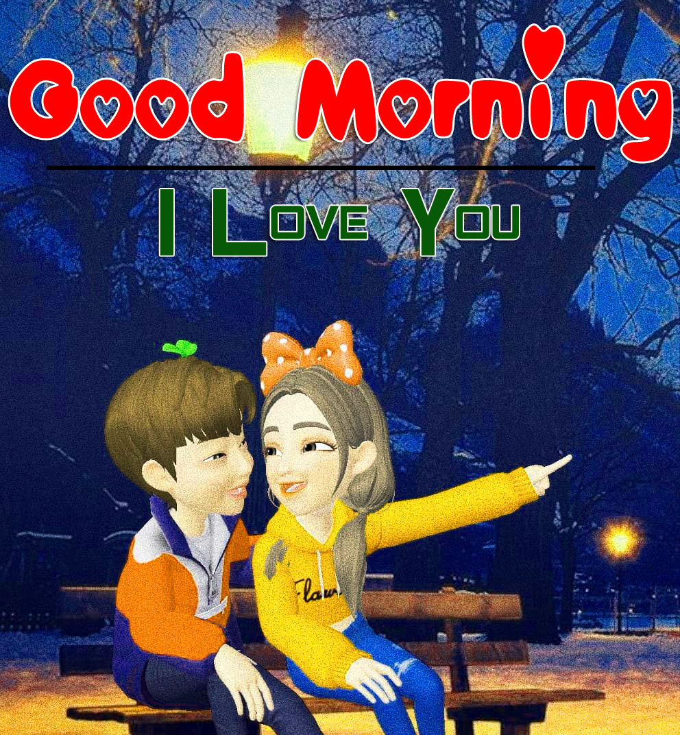 Latest Romantic Good Morning Pictures Images