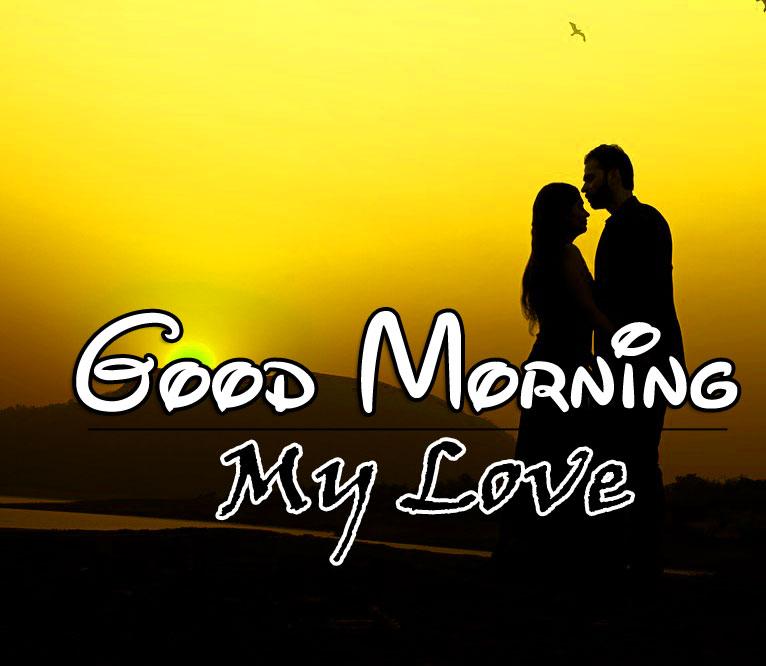 Latest Romantic Good Morning Wallapper Free