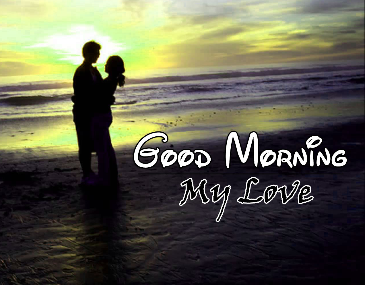 Latest Romantic Good Morning Wallpaper Hd