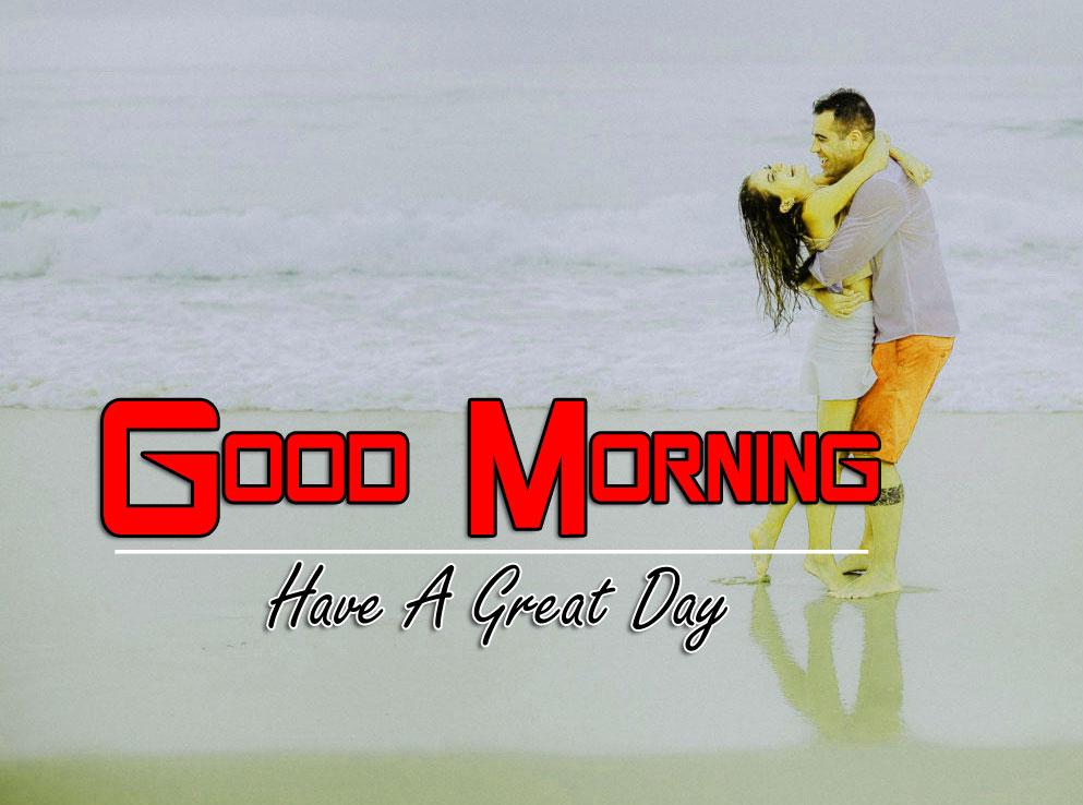 Latest Romantic Good Morning Wallpaper Images