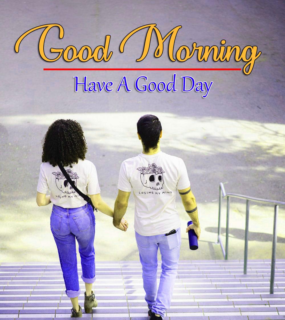 Latest Romantic Good Morning Wallpaper Photo