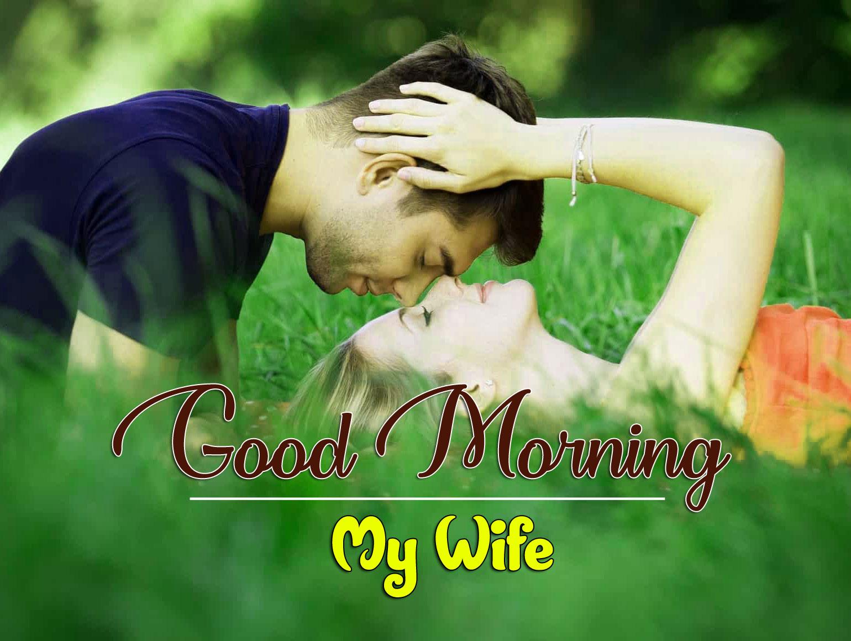 Latest Romantic Good Morning Wallpaper Pics