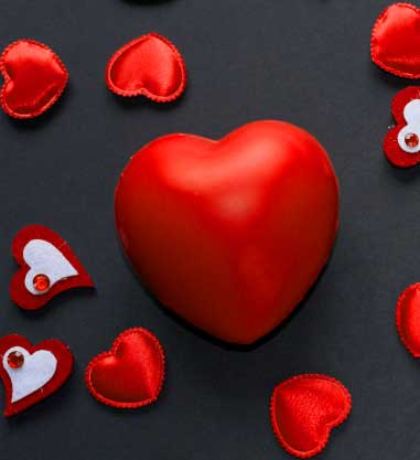 Red Heart Whatsapp Dp Pics Download