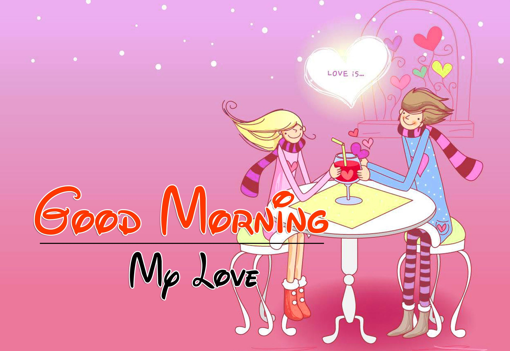 Romantic Good Morning Download Images