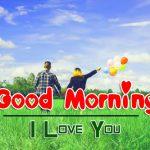 Romantic Good Morning Free Wallpaper