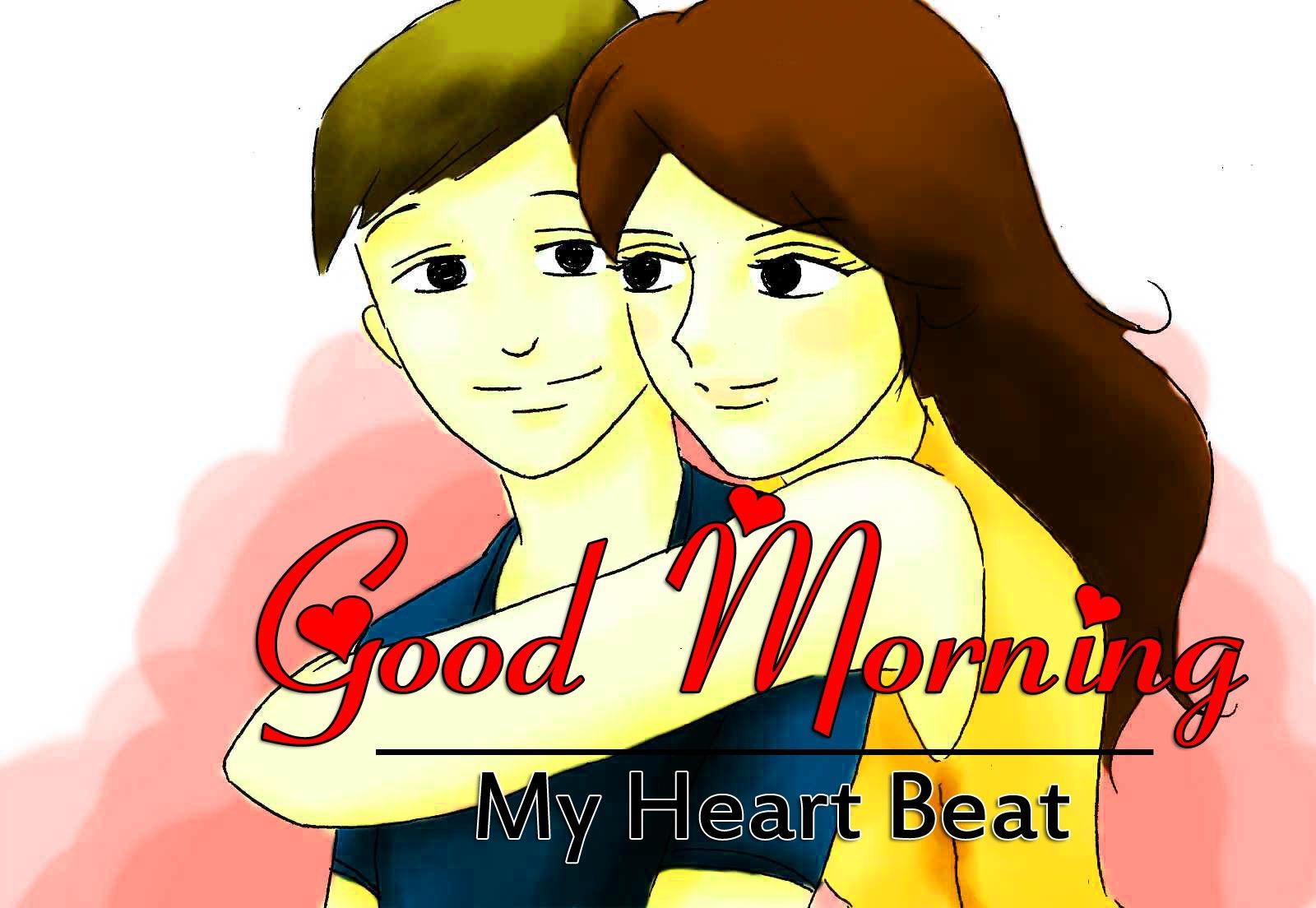 Romantic Good Morning Images Pics