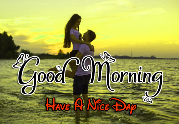 Romantic Good Morning Images Wallpaper